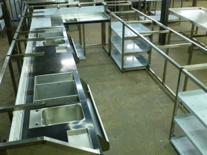 Fully welded bar NE 2