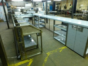 Fully welded bar NE 3