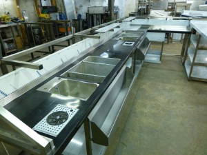 Fully welded bar NE 4