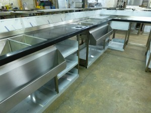 Fully welded bar NE 5