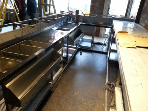 Fully welded bar NE 7