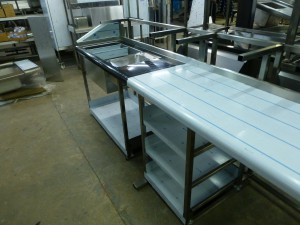 Fully welded bar structure 3